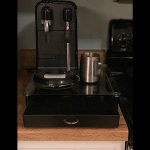 Kitchen - Black Nespresso Creatista Original Line